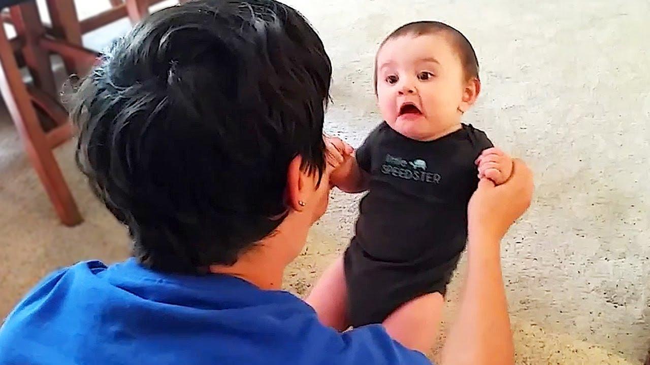 Vdeos De Bebes Graciosos 2019  Vdeos De Bebes Chistosos 2020  Bebes u0026 Nios Divertidos