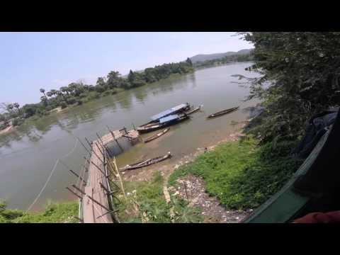 ท่าเที่ยบเรือ เรือข้ามฟาก เมืองตะนาวศรี Tanintharyi, Myanmar Port
