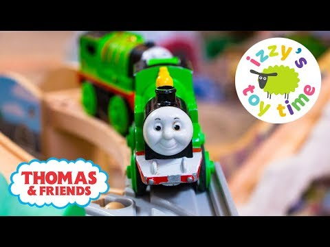RARE MOTORIZED PERCY! Thomas And Friends Mystery Blind Bag! Thomas Train Fun Toy Trains For Kids