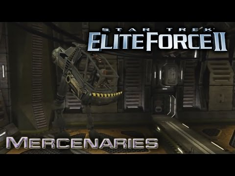 Lets Play Star Trek Elite Force 2 (Part 30) [HD] [1080p] from YouTube · Duration:  16 minutes 41 seconds
