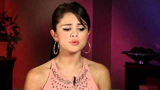 Selena talks about