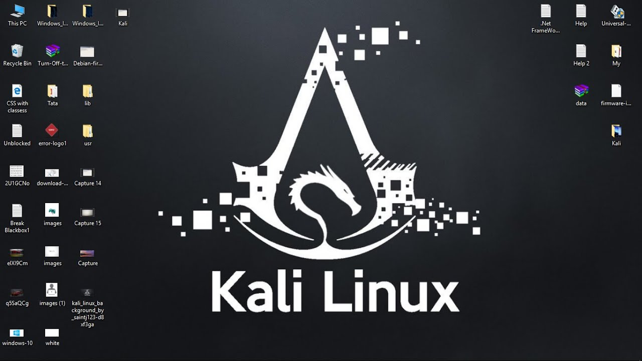 Kali Linux 2016 1 network hardware detection error