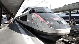 TGV Lyria train ride: Geneva to Paris Gare de Lyon