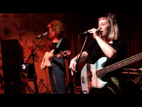 Girlpool 10-24-14 (Live @ The Silent Barn)