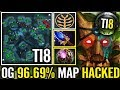 OG vs VGJ.T [Game 1] - TRAP EVERYWHERE - #TI8 The International 8 DOTA 2
