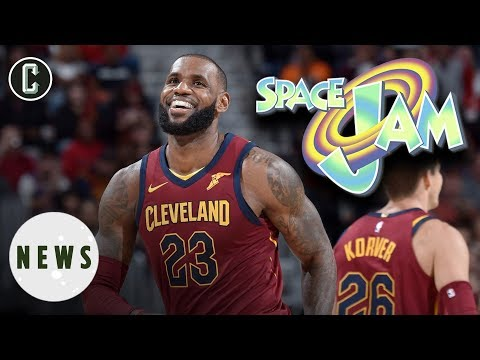 LeBron's Space Jam 2 Gets a Boost With His Move to LA