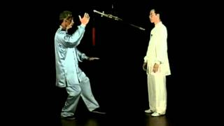 Tai Chi - Form 3 - White Crane Flashing Wings