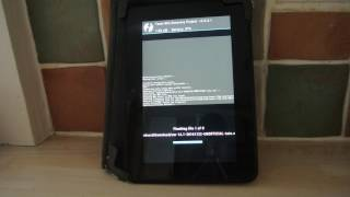 Install Android 7.1 Nougat CyanogenMod 14.1 rom on Kindlefire HD 7 inch