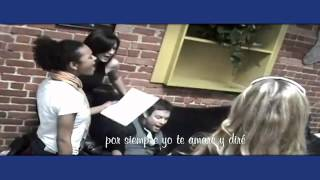 American Idol Gives Back - Shout To The Lord (subtitulada en español)