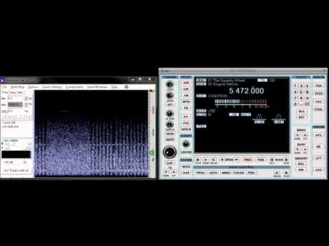Link 11/22 Data - Shortwave 5472Khz