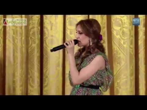 Mozhdah Jamalzadah White House Performance - YouTube.flv mm