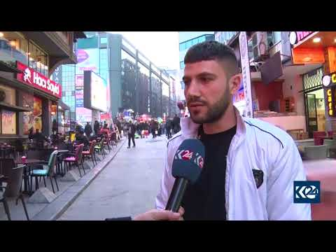 Rapper Reqso from Turkey wants to use platform to preserve Kurdish language