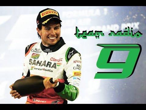 TEAM RADIO - Puntata 9 (GP Bahrain 2014)