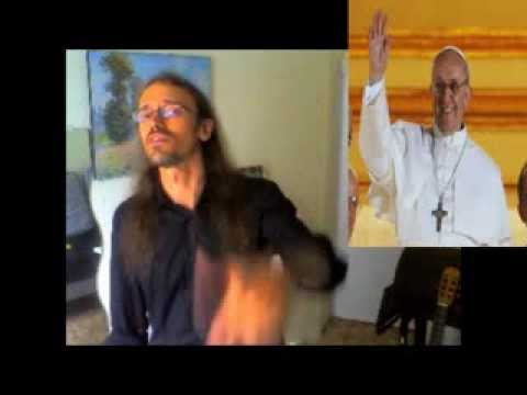 Secret Monologues POPE FRANCIS METALLICA GOOGLE CERN LARGE HADRON COLLIDER
