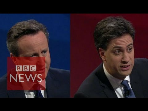 Cameron and Miliband:  Q&A highlights - BBC News
