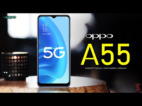 Oppo A55 Price, Official Look, Design, Camera, Specifications, 6GB RAM, Features