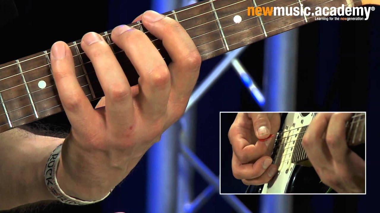 Fingerübung 03 Beweglichkeit linke Hand
