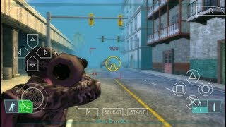 Cara Download Game Tom Clancy's Ghost Recon Advanced Warfighter 2 PPSSPP Android