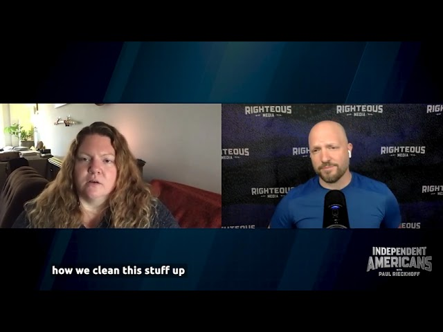 EPISODE 115: MOLLY MCKEW - THE NEED FOR GOVERNMENT INVOLVEMENT
