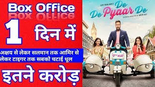 De De Pyaar De Full Movie Review | De De Pyaar De 1st Day Box Office Collection |