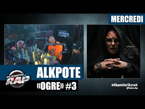Youtube: Planète Rap – Alkpote«Ogre» avec Doria, Diddi Trix, Luv Resval, Savage Toddy… #Mercredi