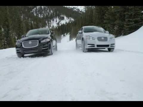 Jaguar Winter Mode Combats Philadelphia Harsh Weather