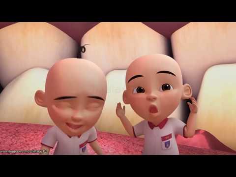 Upin & Ipin Musim 13 - Perut Ehsan  Full Episode | Upin Ipin Terbaru
