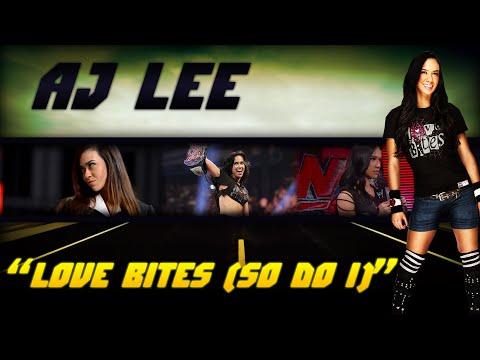 • Aj Lee • || Love Bites (So Do I) || Tribute ᴴᴰ