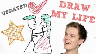 DRAW MY LIFE UPDATED - Caspar Lee