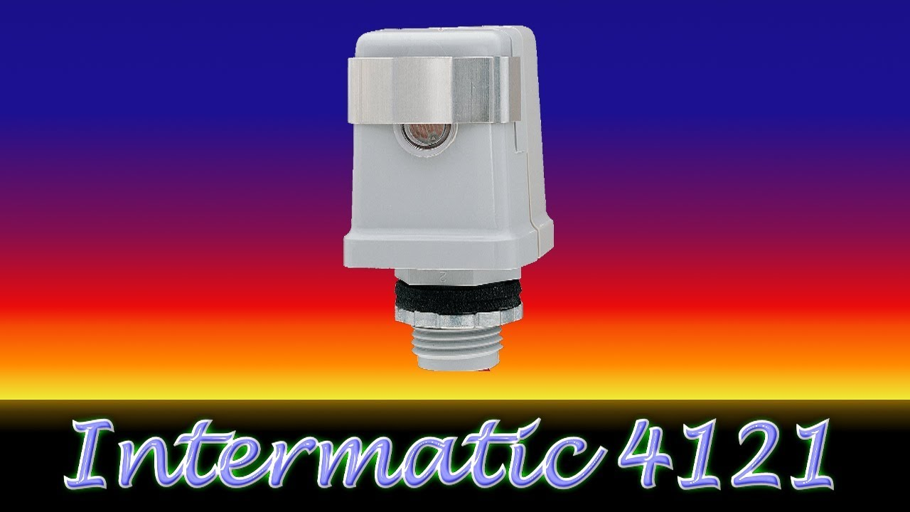 intermatic photocontrol repair intermatic photocell repair how to wire a photocell light sensor [ 1280 x 720 Pixel ]