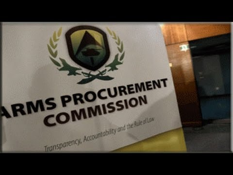 The Arms Deal Commission Hearing, 06 June 2014.