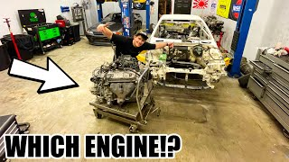 homepage tile video photo for WHAT ENGINE DO I GET FOR THE CRX?!