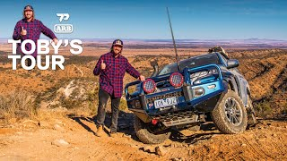 Bendleby Ranges - Billy Goat Ridge, Goat Mustering & more | Toby's Tour 2021 EP2