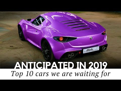 Top 10 Anticipated Sports Cars of 2019 New Models and Latest Rumors