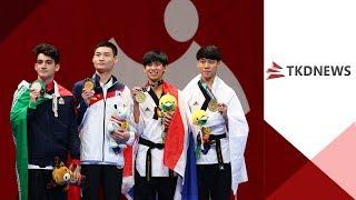 남자개인전 결승 BAKHTIYAR Koorosh(이란)vs강민성(한국)