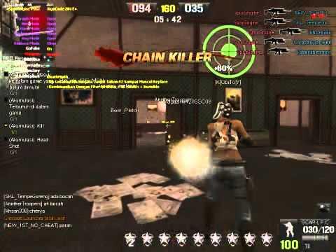 Cheat Senjata Gratis   VIP Cheat Point Blank Garena Indonesia   YouTube