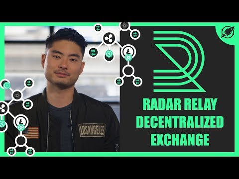 Radar Relay: Decentralized Peer-to-Peer Exchange with Atomic Swaps