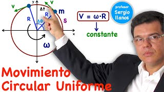 Movimiento Circular Uniforme - Uniform Circular Motion