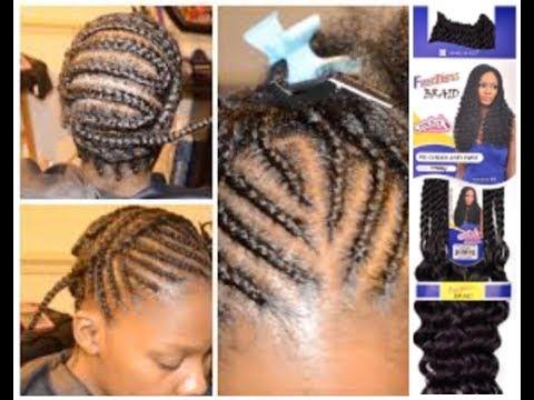 ♡-tnc---38-♡-unboxing-freetress-lusty-twist-&-tutorial/natural-part-braid-pattern