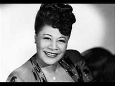 Ella  Fitzgerald  - I concentrate on you