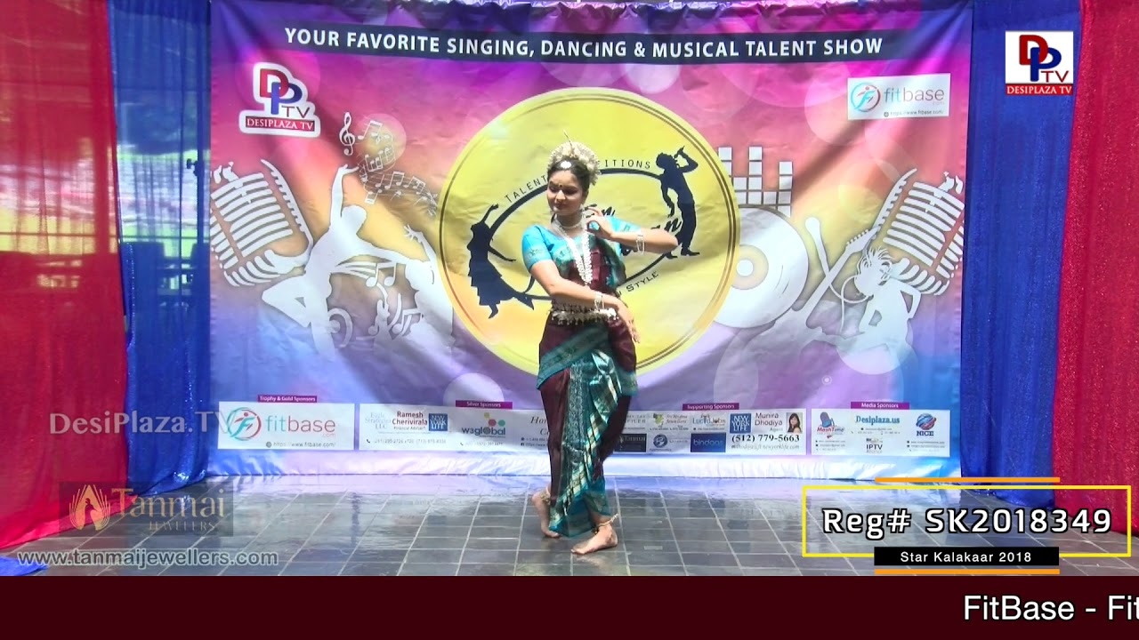Participant Reg# SK2018-349 Performance - 1st Round - US Star Kalakaar 2018 || DesiplazaTV