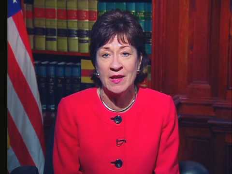 1/30/10 Sen. Susan Collins (R-ME) Delivers Weekly GOP Address On National Security Policy