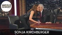 Sonja Kirchberger flirtet ungeniert | Die Harald Schmidt Show (SKY)
