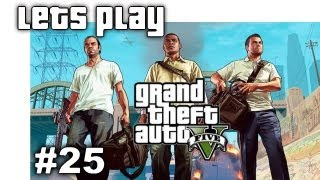 Grand Theft Auto 5 Playthrough #25 -Movie Studio Roundup- (GTA V Let's Play)