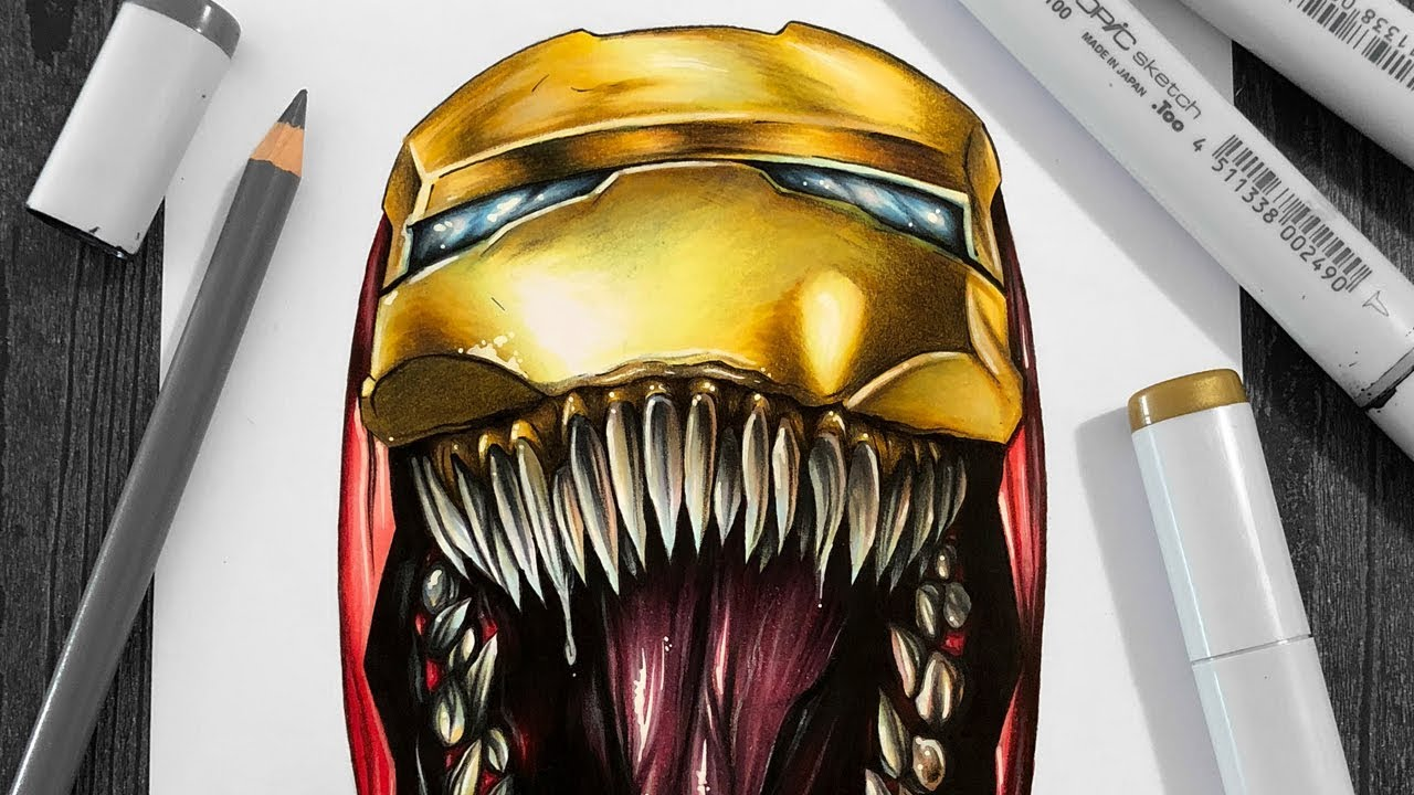 drawing iron venom