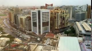 Urban City Block in Dubai