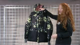 Roxy women's torah bright snowflake jacket 2018-2019