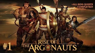 Rise of the Argonauts walkthrough part 1