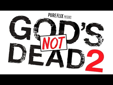 Atheists Watch- God's Not Dead 2 Trailer