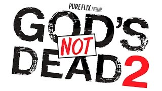 Atheists Watch- God's Not Dead 2 Trailer thumbnail